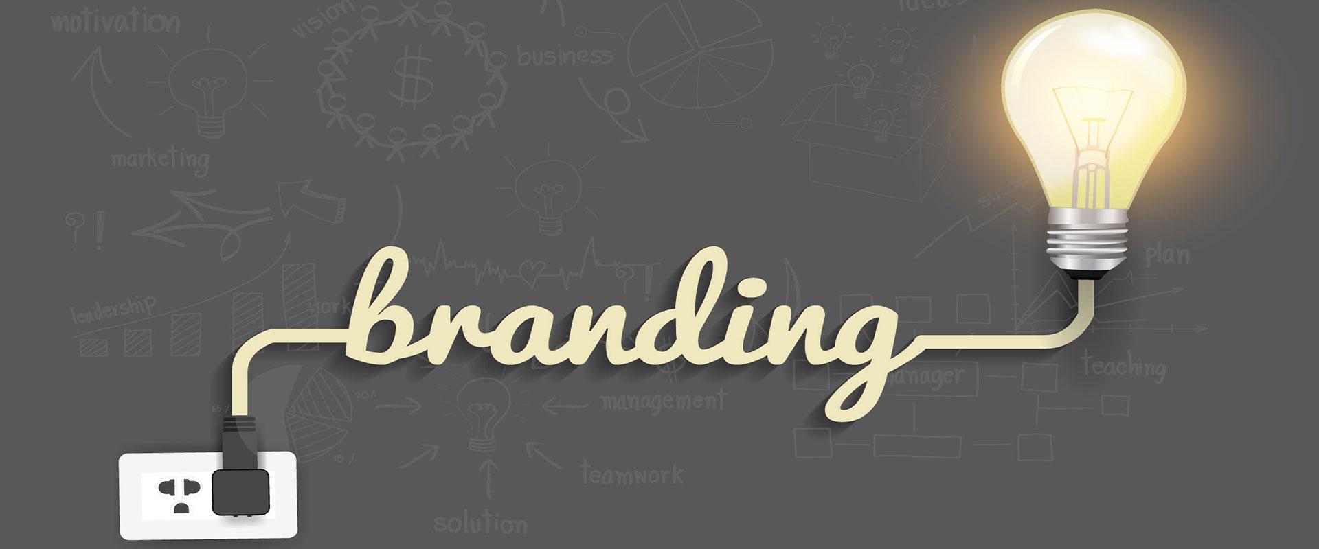 Illustration du branding