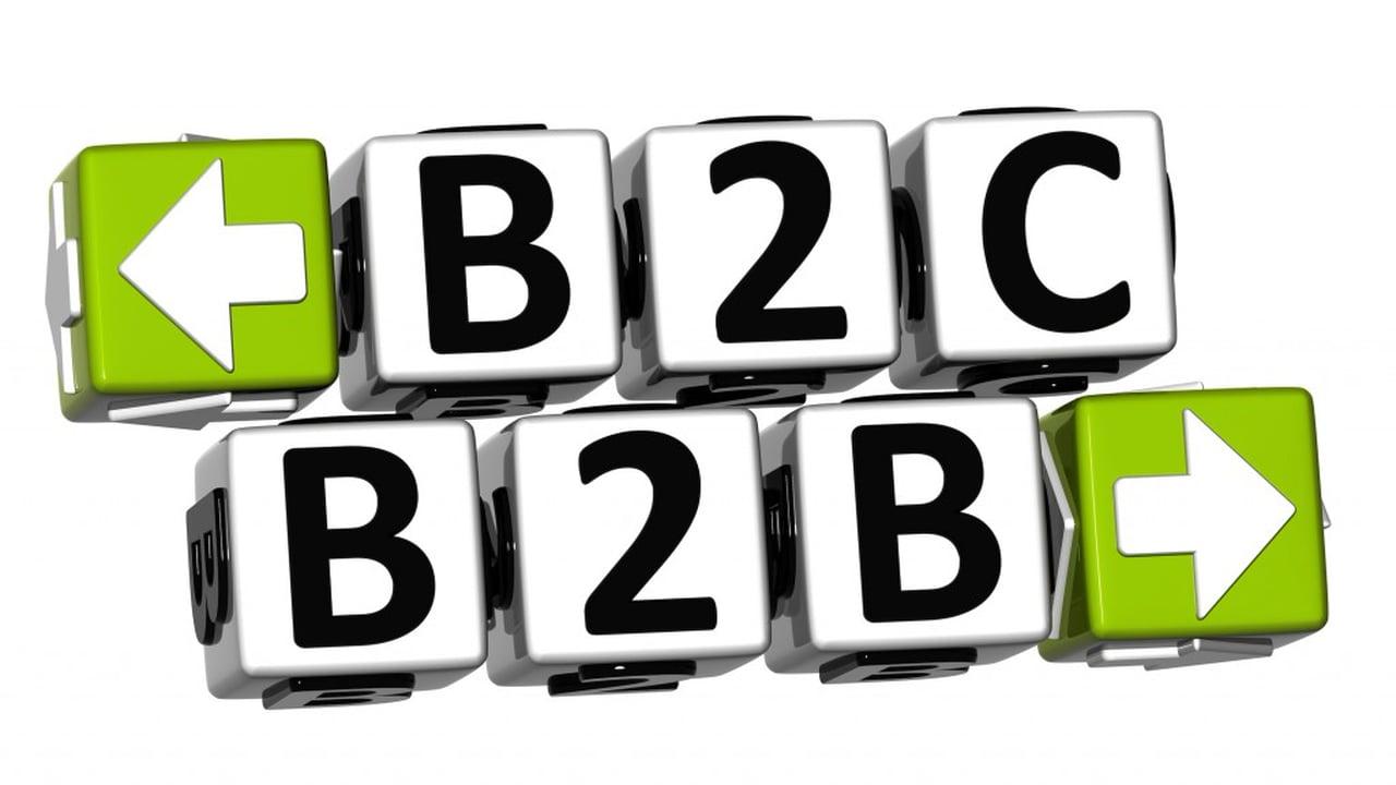 B2C and B2B